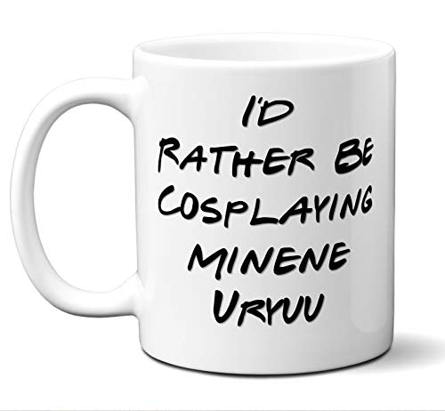 Uryuu Minene Costumes - Funny Minene Uryuu Rather Be Cosplaying