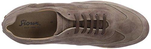 Sioux Deno Herren Sneakers Grau (Stone)