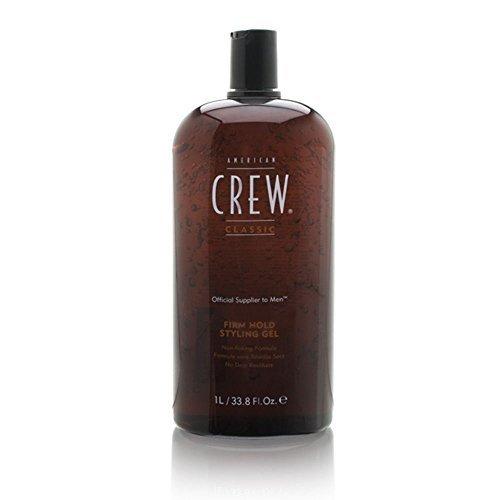 American Crew Firm Hold Gel 33.8 oz