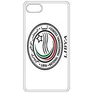 Libya Coat Of Arms Flag Emblem White Apple Iphone 6 (4.7 Inch) Cell Phone Case - Cover