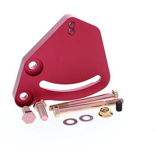 - Deluxe Power Steering Pump Bracket, Chevy LH Block Mount