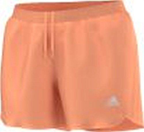 adidas Damen Shorts Response 4 Zoll apricot