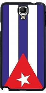 Funda para Samsung Galaxy Note 3 Neo/Lite (N7505) - Bandera De Cuba by hera56
