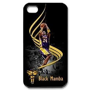 HM art (TM) Top Design NBA L.a. Lakers Team Star Kobe Bryant Iphone 5 5s Case, Best Case Show