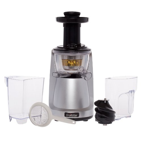 Slowstar Masticating Juicer : Tribest Fruitstar - Customer Reviews, Prices, Specs and Alternatives