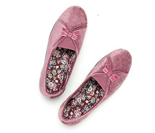 Freestep Ladies Slippers Women's Low-Top April Sizes UK 3 l9pdy8pj
