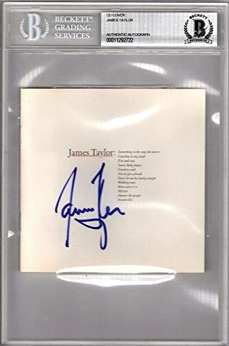 JAMES TAYLOR Signed