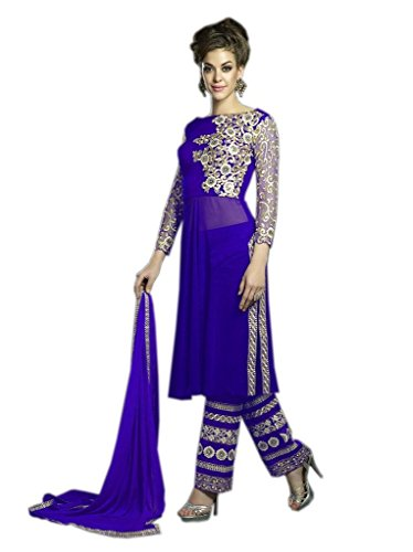 Diva Sarees Jay Bollywood Suit Unstitched Salwar rErdpqx