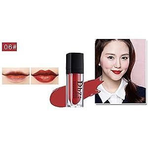 Luxsea Velvet Matte Lip Glaze Non-Desist Lasting Moisture Waterproof Lipstick