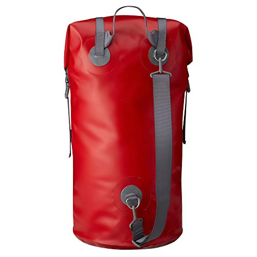 NRS Outfitter Dry Bag, Red, 65L, 55014.02.100