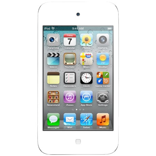 Apple iPod touch 16GB White (4th Generation) (Discontinued by Manufacturer)