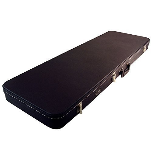 ProRockGear Artist Series Rectangular Electric Guitar Case ()