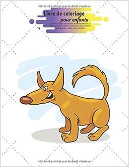 Livre De Coloriage Pour Enfants Livre De Coloriage Avec Dessins
