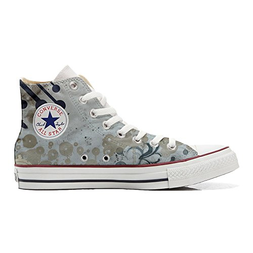 Schuhe Handwerk Fantasy Hi Star Chic Customized Schuhe personalisierte All Converse 61A4SS