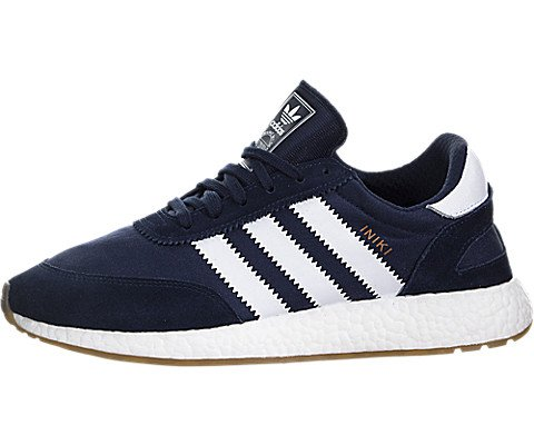 In Collegiate Navy/White/Gum by, 8.5 (Collegiate Runner)