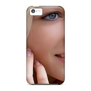 WzzuIlG6421atpbr Case Cover, Fashionable Iphone 5c Case - Blondes Girls Alysha wangjiang maoyi