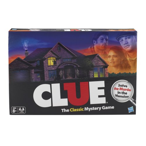 CLUEDO The Classic Mystery Game - 8