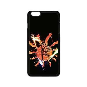 Creative Shining Fireworks Totem Custom Protective Hard Phone Cae For Iphone 6