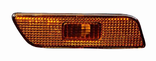 Depo 773-1404L-UQ Volvo S80 Driver Side Replacement Side Marker Lamp Unit without Bulb Volvo S80 Driver