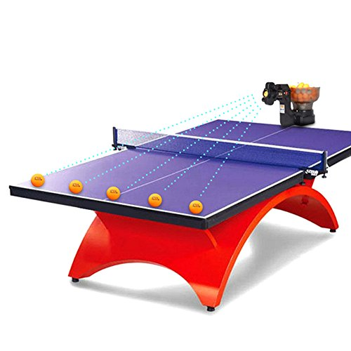 Binglinghua 36 spins ping pong table tennis robots automatic ball machine for training - Equipment for table tennis ...