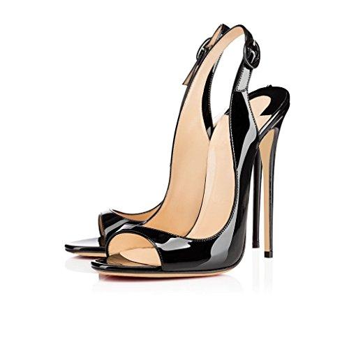 Zapatos con tac Kolnoo Kolnoo tac con Zapatos Twz5qB