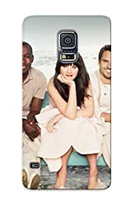 Durable Protector Case Cover With New Girl Hot Design For Galaxy S5 (ideal Gift For Lovers)