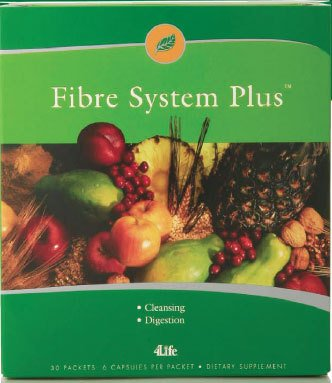 Fiber Systems (Fibre System Plus (30 packets/box) by 4Life)