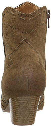 Boot Taupe Qupid 13 Women''s Rhythm Ankle xq4O4YIw