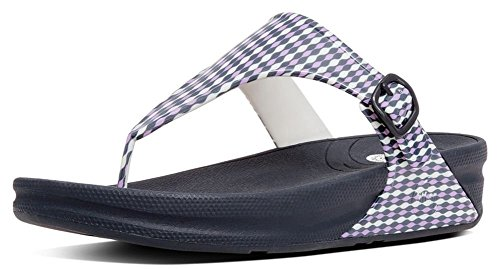 Dusty Lilac De Fitflop Superjelly (armadura) Sandalias Dusty Lilac