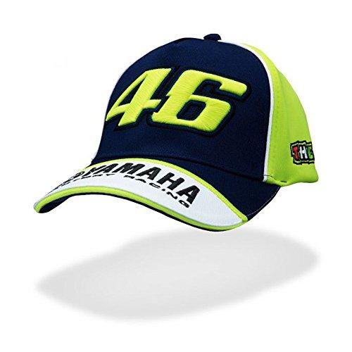 Valentino Rossi VR46 M1 Yamaha Racing Team Moto GP Kids Cap Official 2016