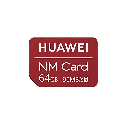 Huawei NM Card 64G 128G 256G 90MB/S Nano Memory Card Mirco SD Card Compact Flash Card, only suitable for Huawei P30 series and Mate20 series(64G)