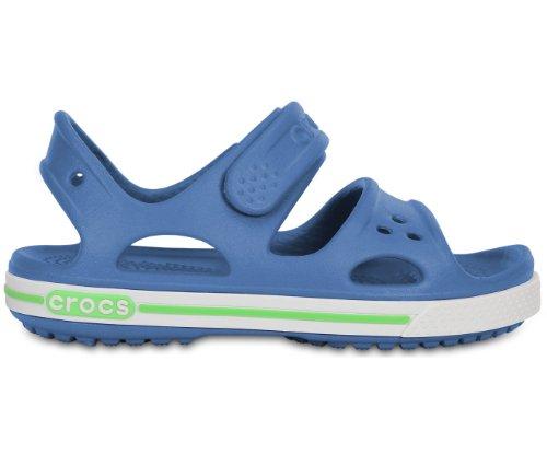 Blue P Crocband sea Enfant Mixte Eu Crocs Ii 31 Sandal Blau Ouvrez Toe 32 qH4vvUaZw