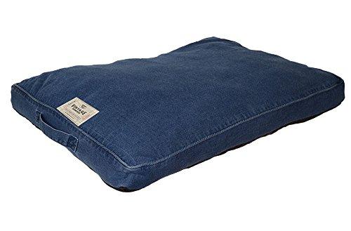 - Happy Tails Denim Wash Pet Bed