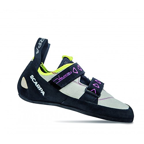 GRIS Scarpa Escalade Velocity Femme Chausson c6a614qSW