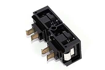amalgamated electric 6301 plug in head 15 15 amp 120v 2. Black Bedroom Furniture Sets. Home Design Ideas