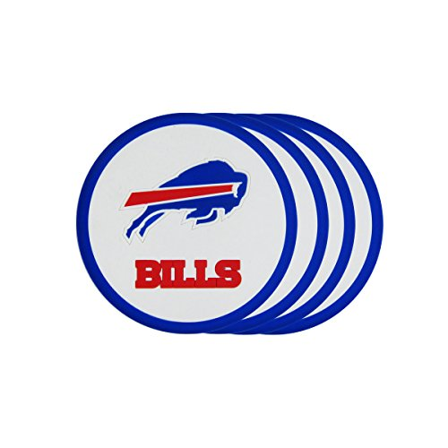 NFL Buffalo Bills Coaster (Set Of - Mall Usa Buffalo Outlet