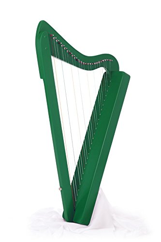 Harpsicle Harp - Green by Harpsicle Harps
