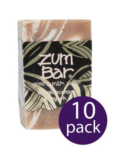 Frankincense And Myrrh Mini<br>Zum Bars Multipack (10 Count)<br>by Indigo Wild Review