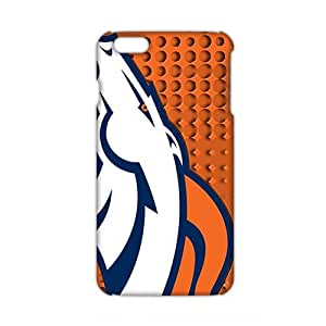 KJHI Denver Broncos logo 3D Phone Case for iPhone 6 Plus WANGJING JINDA