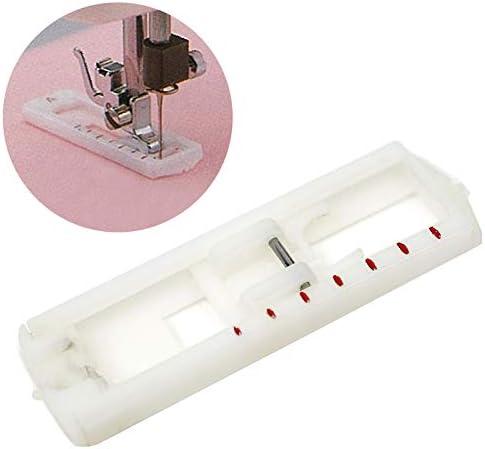 Pie para máquina de coser – 1 pieza cuatro pasos costuras bloqueo ...