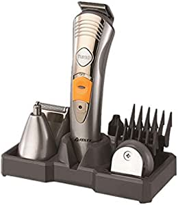 Feilex FXHT-74 Rechargeable 7 In 1 Multi Trimmer , Silver