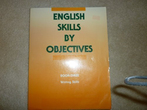 English Skills by Objectives Book 3