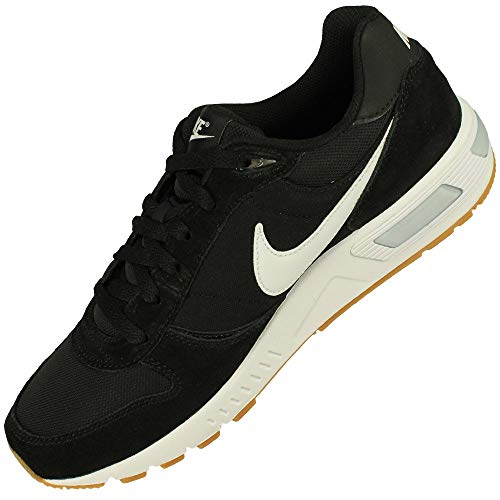 Nike Da Bianco nero Uomo Corsa Nightgazer Scarpe rqXxaEr7