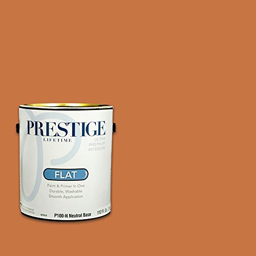 Prestige Browns and Oranges 2 of 7, Interior Paint and Pr...