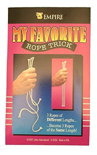 Loftus Empire Magic - My Favorite Rope Trick