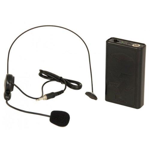 Ibiza Sound Porthead12 - Micrófono de cabeza