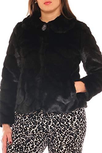 Mujer Coralise Negro Abrigo Abrigo Negro Para Coralise Para Mujer Coralise Abrigo Negro Para Mujer AHSqgw