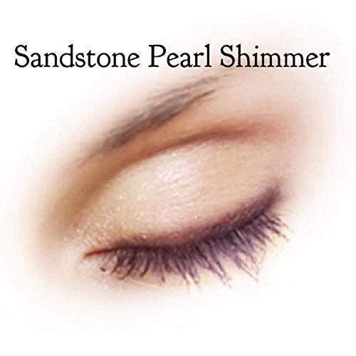 ShadowSense Creme to Powder Long Lasting Eye Shadow (Sandstone Pearl Shimmer)