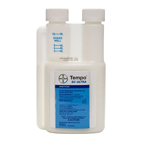 Tempo Ultra SC Contact Insecticide 8 oz. bottle BA1012