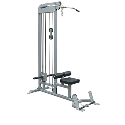 Champion Pull Down and Low Row Combo Machine Plate Loaded